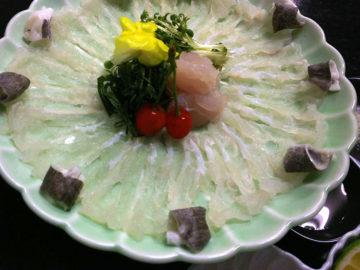 淡路島鱧(ハモ)料理